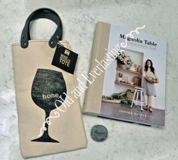 Magnolia Table Book and Tote Gift